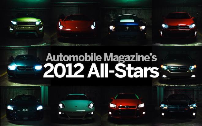2012 All Star Opener
