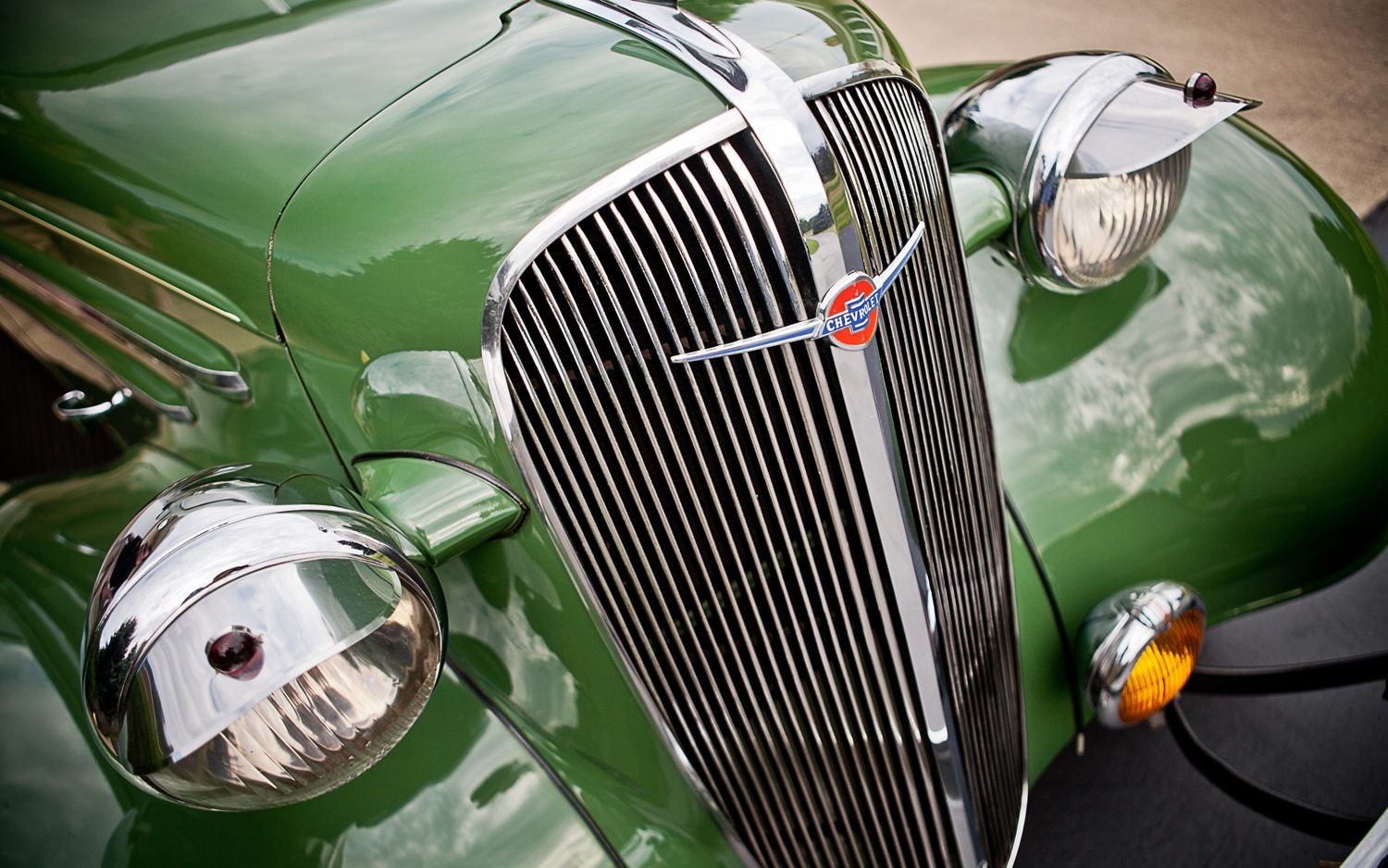 Collectible Classic: 1935-1936 Chevrolet Master DeLuxe