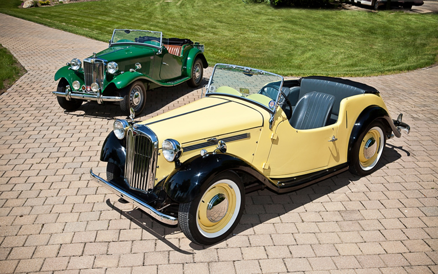 Collectible Classic: 1939-1956 Singer Roadster | Automobile