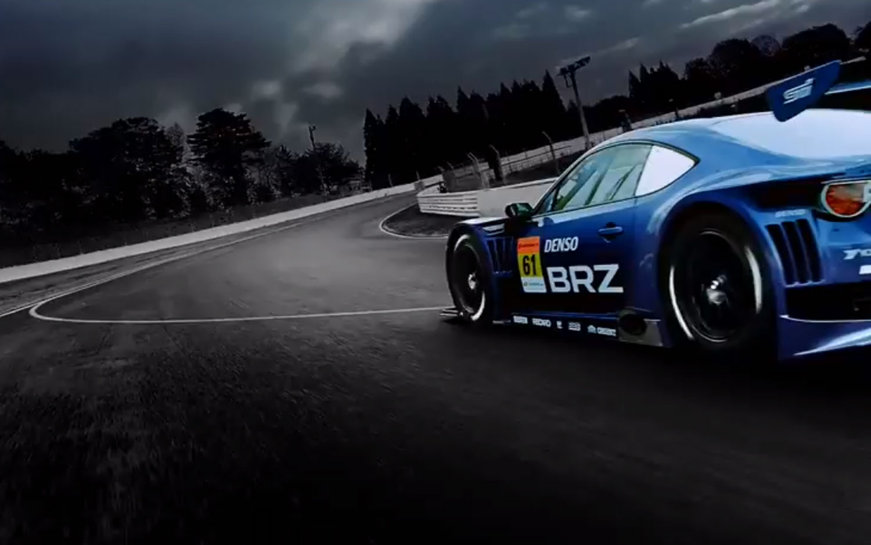 Feature Flick: Subaru BRZ GT300 Hits Track Wearing Pride ...
