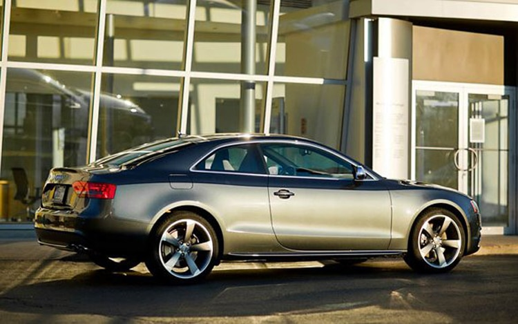 2012 Audi S5 Special Edition Unveiled On Facebook