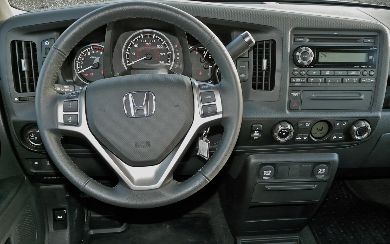 Driven 2012 Honda Ridgeline Sport Automobile Magazine