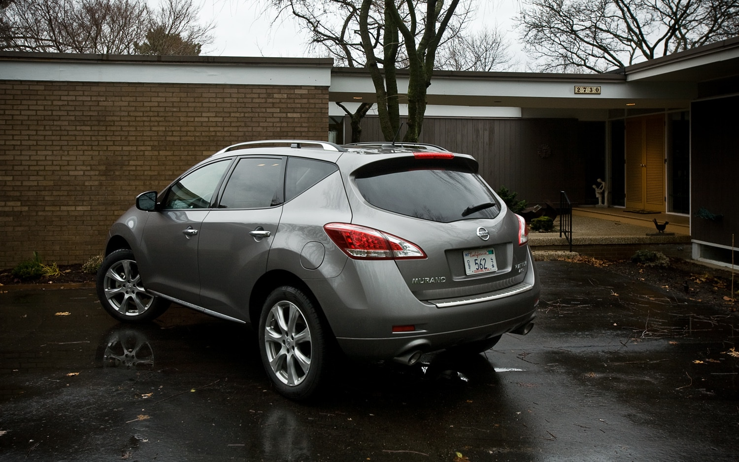 2012 nissan murano le awd editors 39 notebook automobile. Black Bedroom Furniture Sets. Home Design Ideas