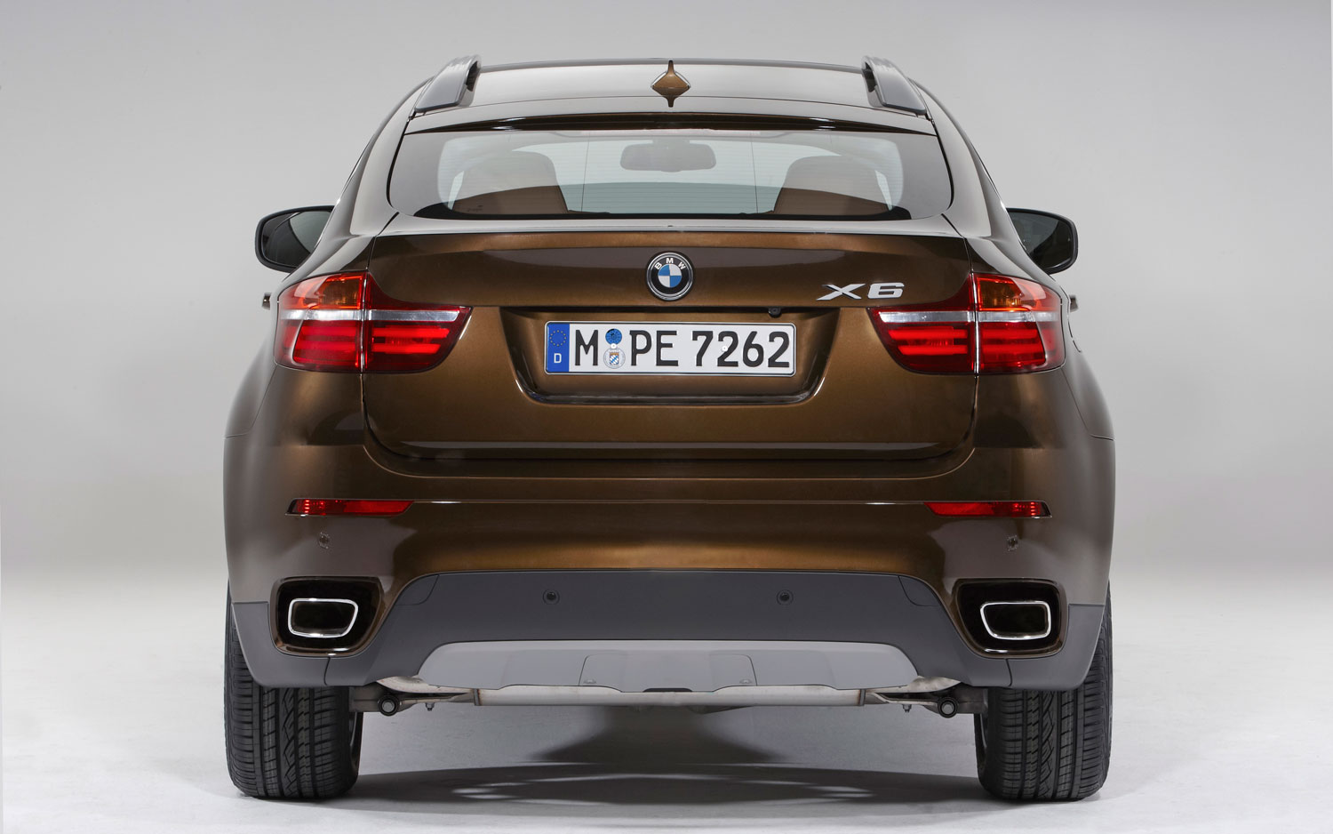BMW Updates 2013 BMW X6, M Performance Package Added