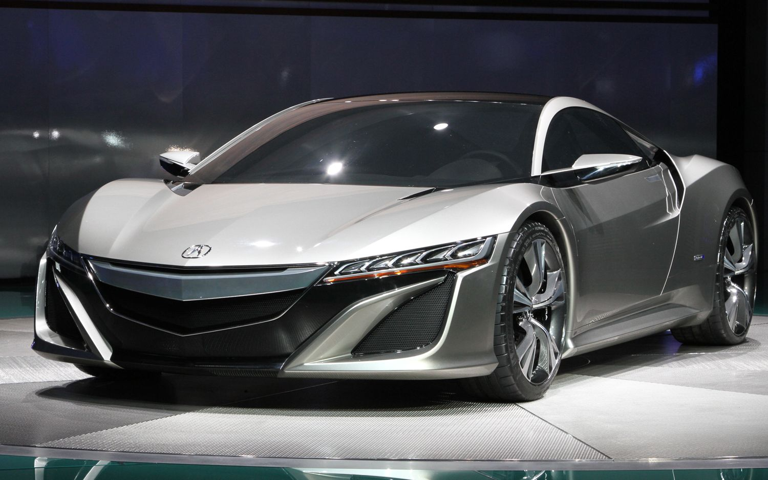 Acura NSX Concept Front1