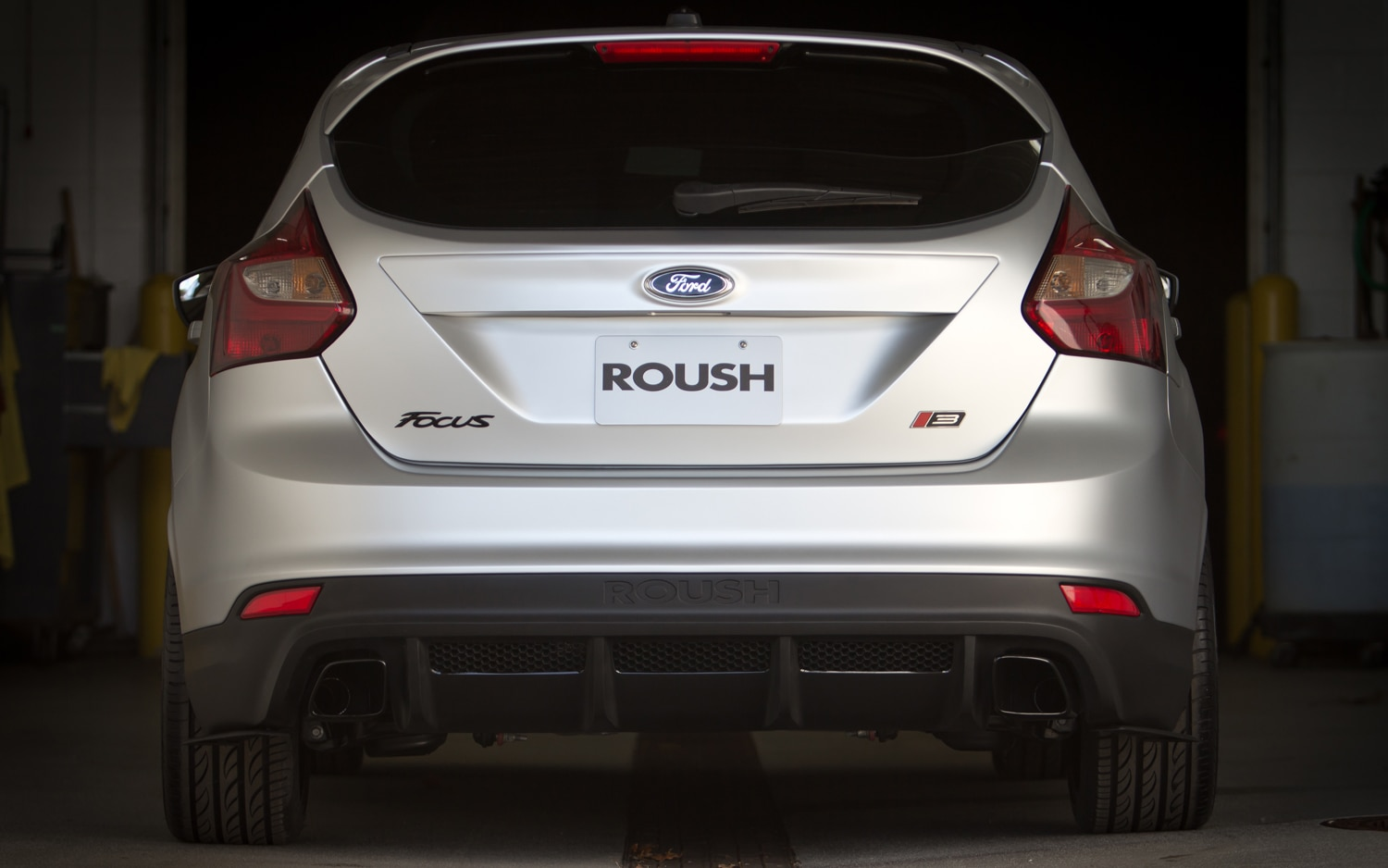 Roush Performance Developing Sporty Focus RS3, Possibly with