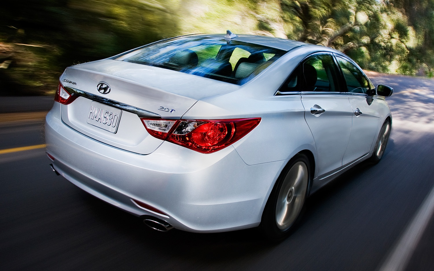 Report Hyundai Considering High Performance Sonata
