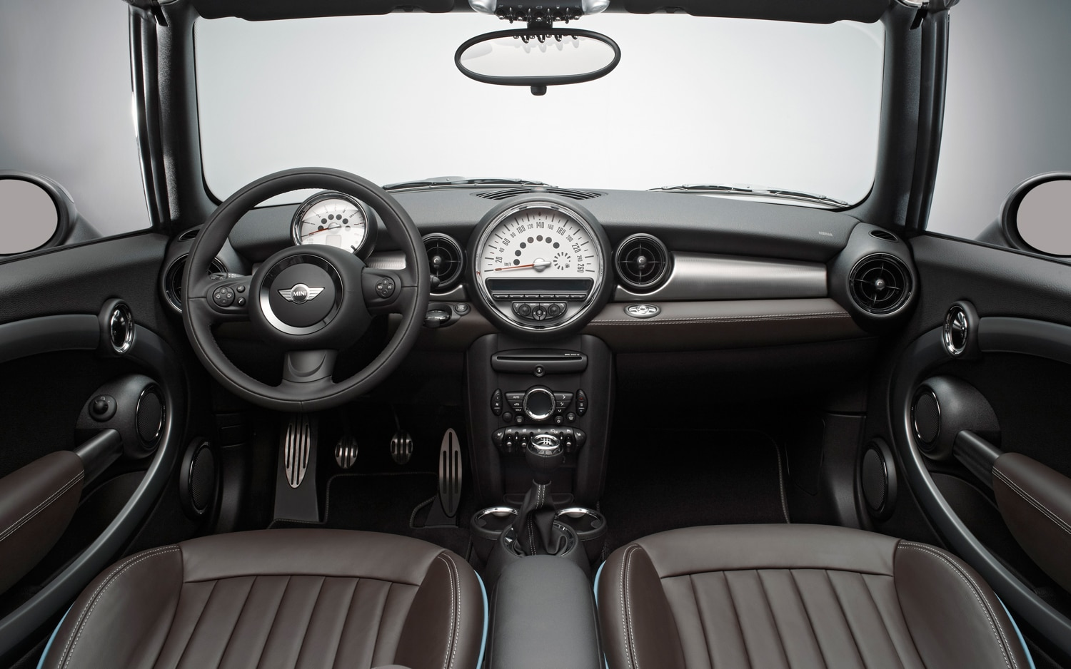Mini Launches Limited Run Highgate Trim For Cooper Convertible