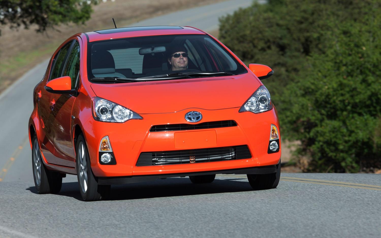 2012 toyota prius c first drive automobile magazine