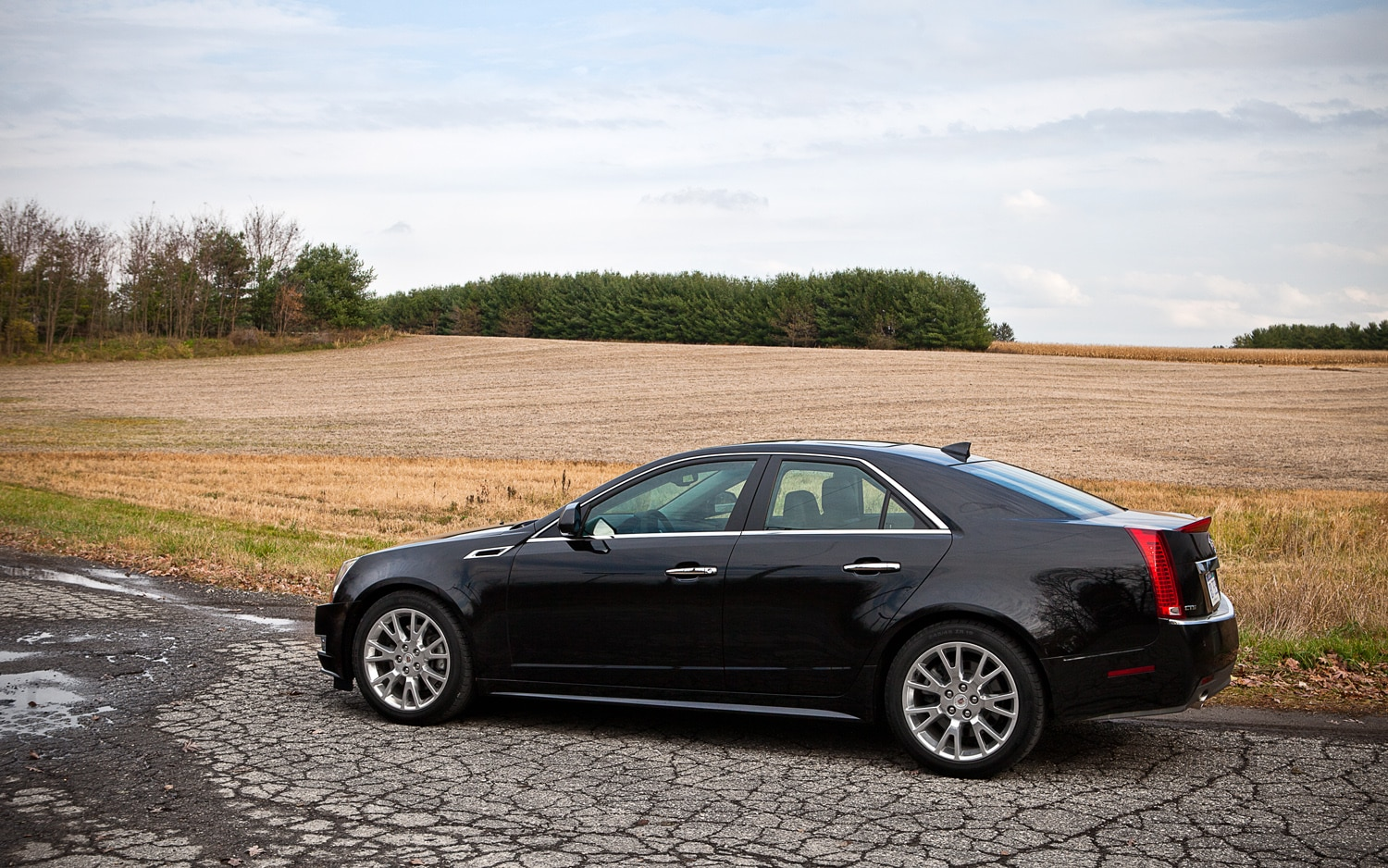 2012 Cadillac CTS Premium Collection - Editors' Notebook ...