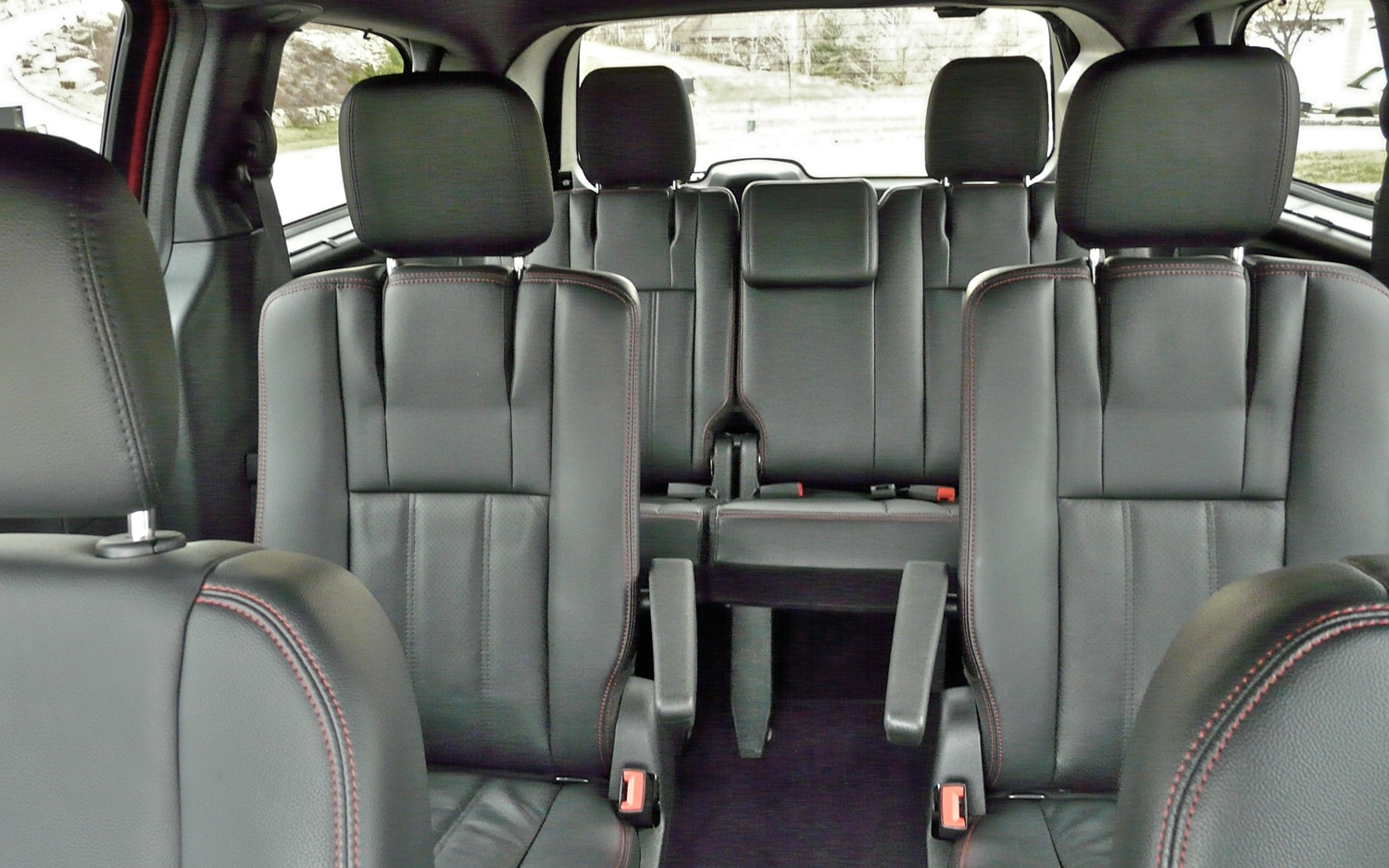 how to close the back windows of a dodge caravan
