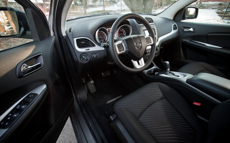 2012 Dodge Journey SXT - Editors' Notebook - Automobile Magazine