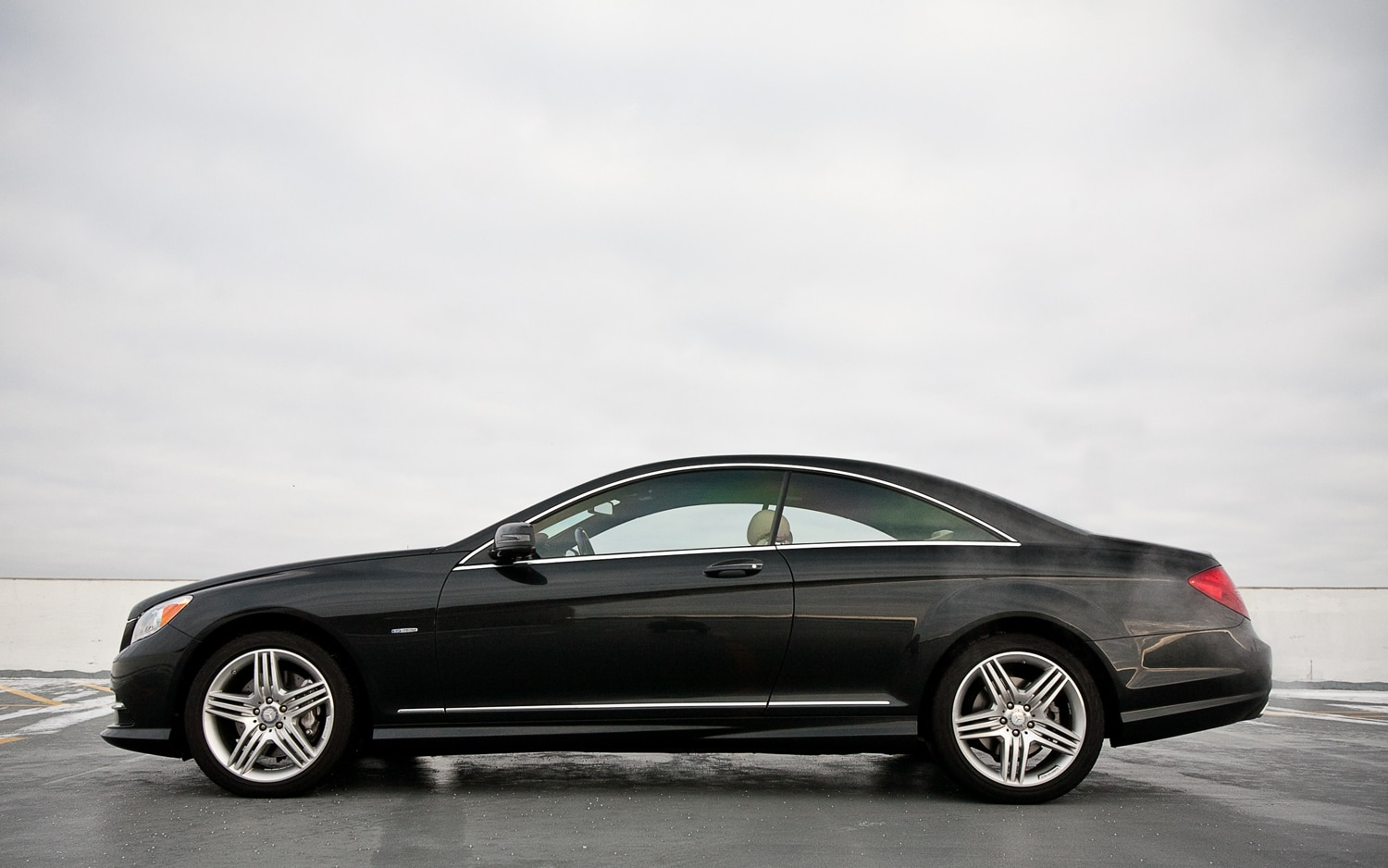Mercedes Benz Of Ann Arbor >> 2012 Mercedes-Benz CL550 4Matic - Editors' Notebook - Automobile Magazine