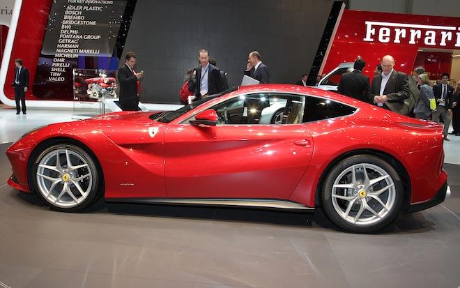 2013 Ferrari F12 Berlinetta First Look Automobile Magazine