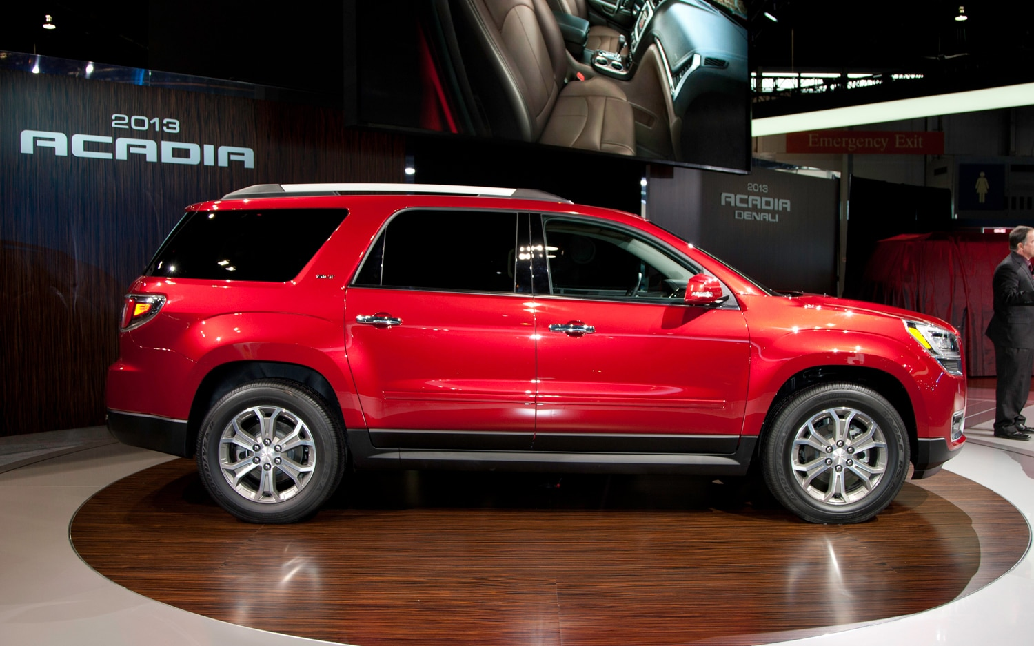 2013 GMC Acadia First Look - 2012 Chicago Auto Show ...
