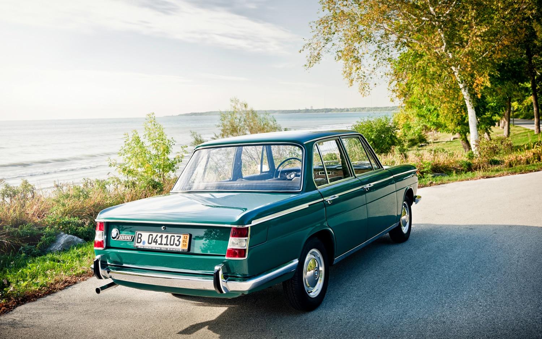Collectible Classic: 1964-1971 BMW 1800 - Automobile Magazine