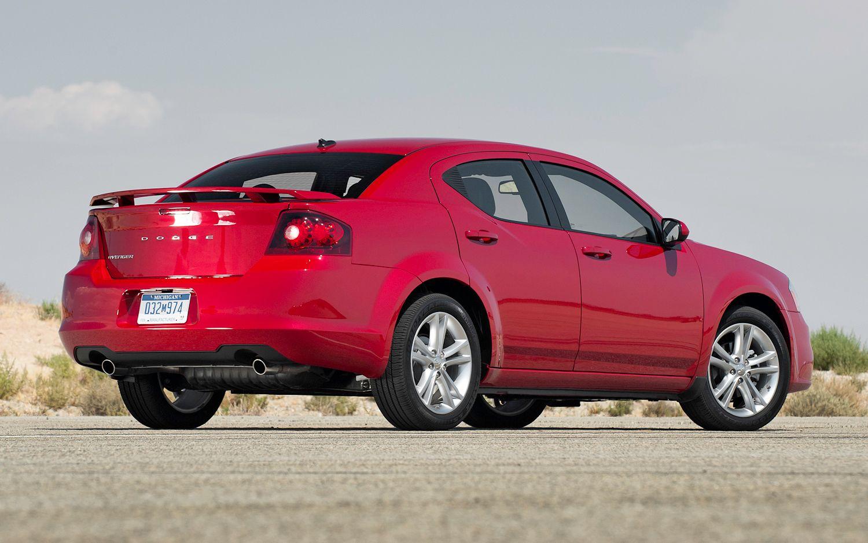 2012 Dodge Avenger Se Gets Pentastar V 6 Option