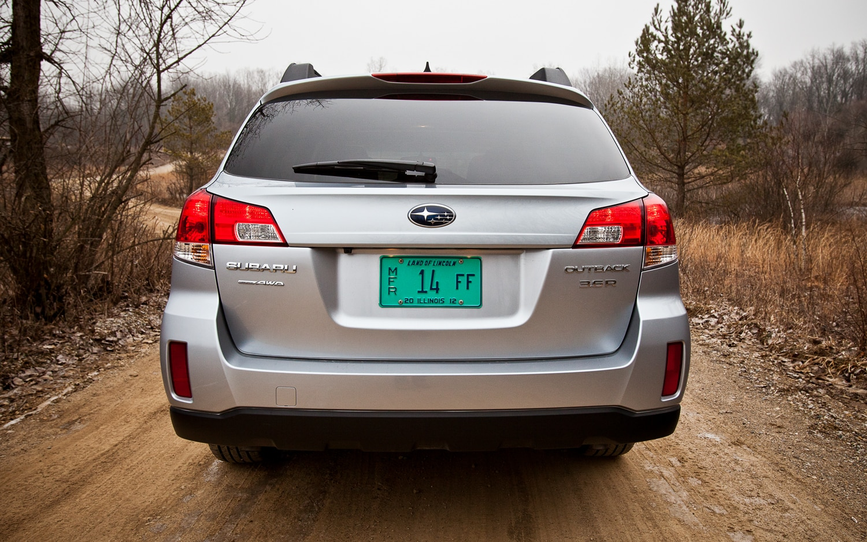 Subaru Ann Arbor >> 2012 Subaru Outback 3.6R Limited - Editors' Notebook ...