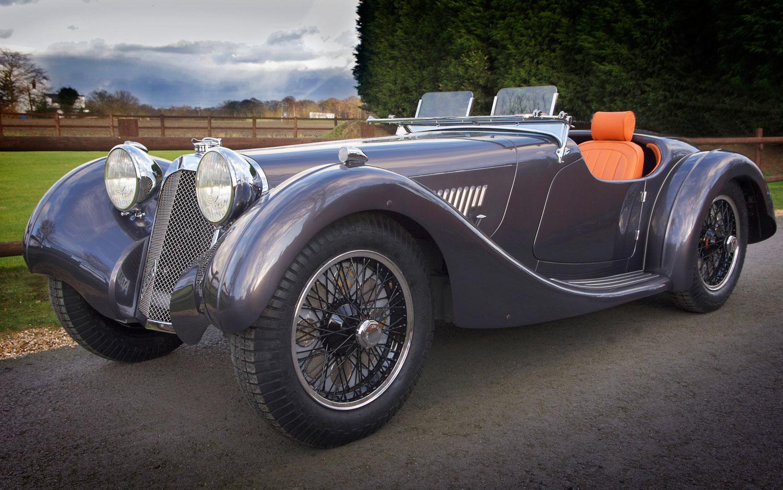 Atalanta: A Modern Day Take On A 1930\'s Sports Car Photo Gallery
