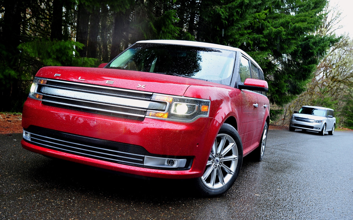 First Drive 2013 Ford Flex Automobile Magazine