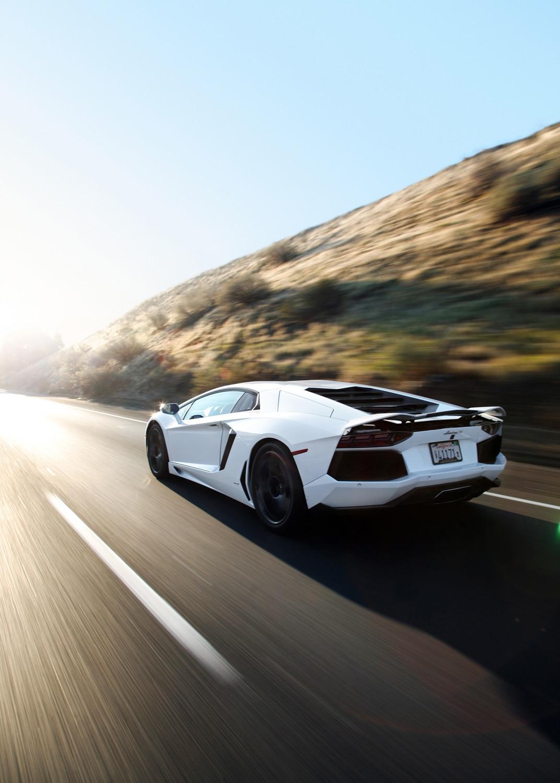 Going Nowhere Fast Lamborghini Supercars Automobile
