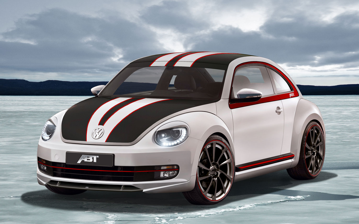 VW Beetle Accessories >> Abt Introduces New Volkswagen Beetle Styling Performance