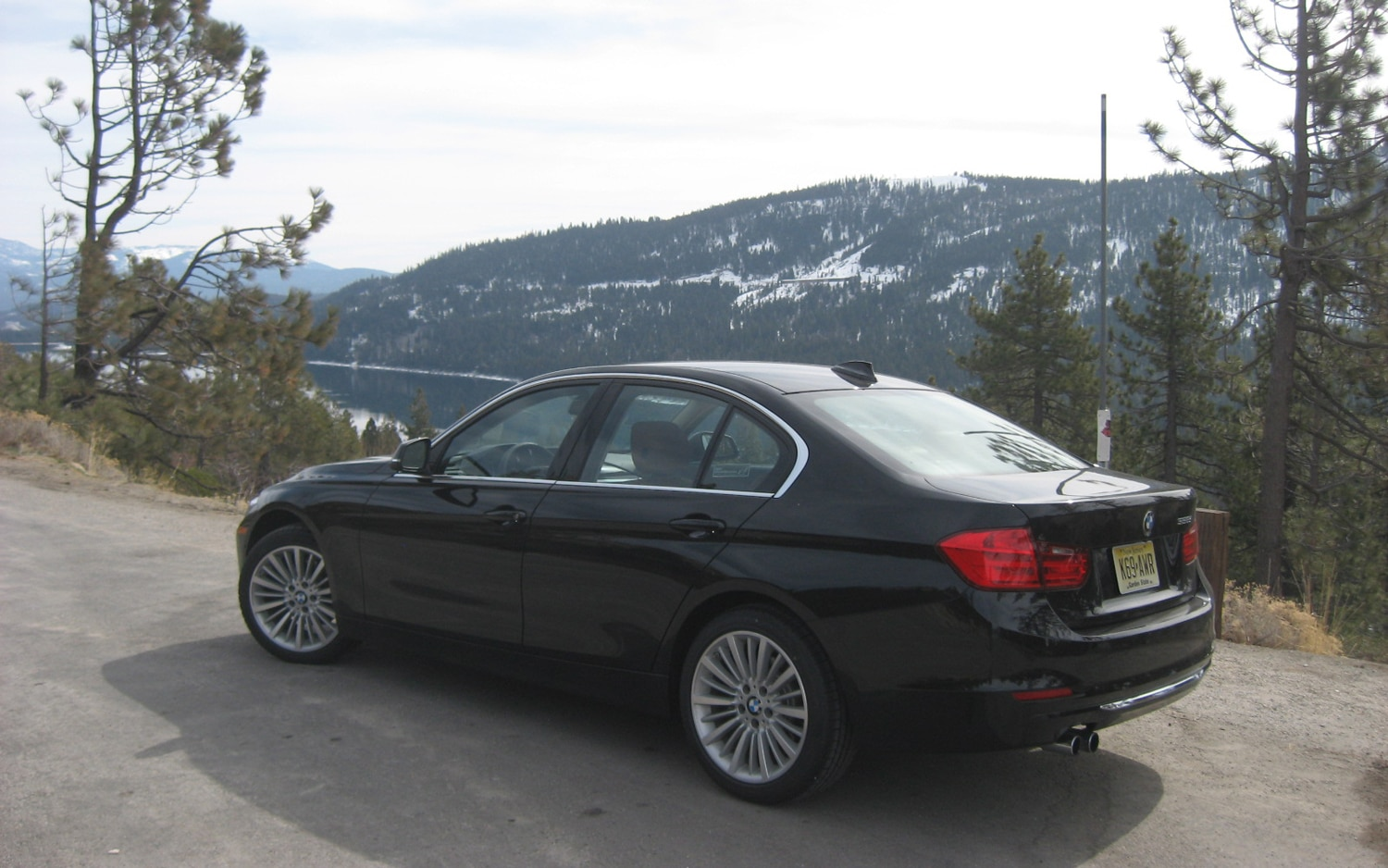 2012 BMW 328i - Four-cylinder Engine - Automobile Magazine