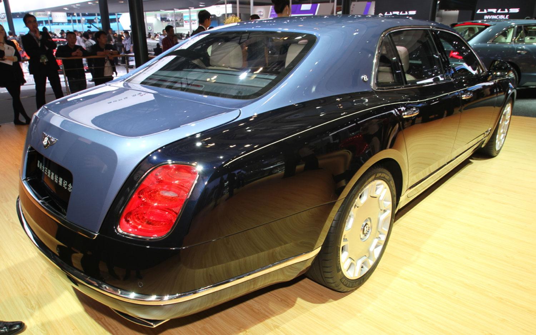 Bentley Reveals More Powertrain Details For EXP 9 F SUV Concept ...