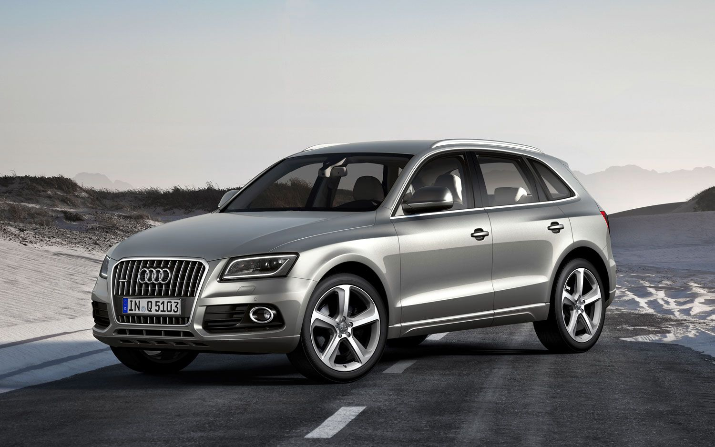 Audi q5 hybrid 2017