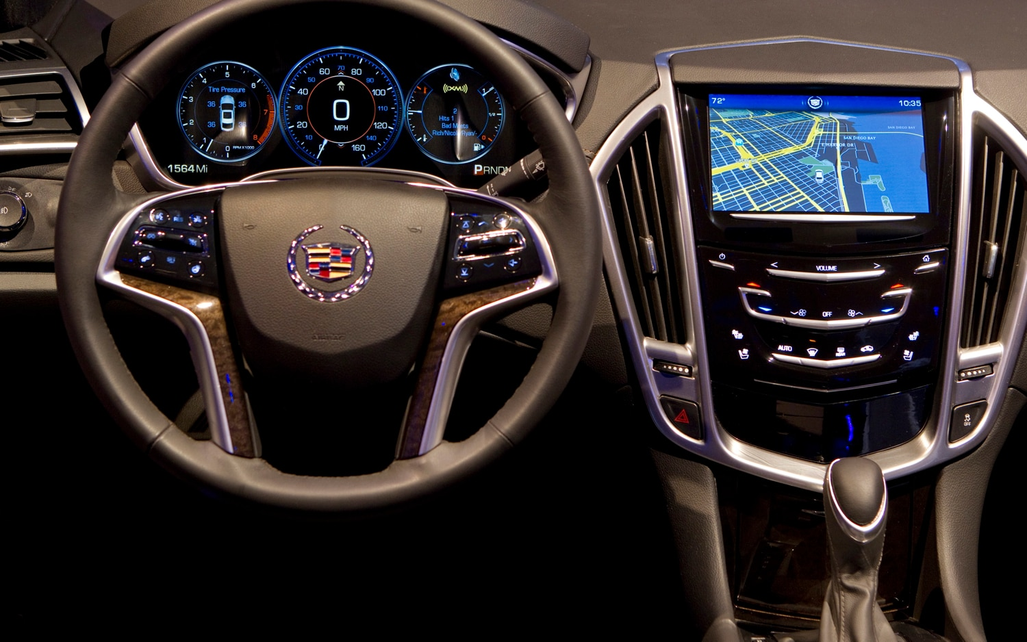 New York 2012 2013 Cadillac Srx Is Forward Looking With Cue 1951 Fleetwood 60 Special Show More