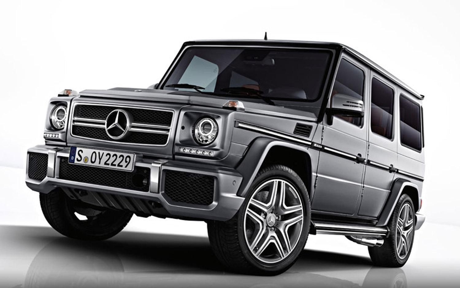 Faster Box Mercedes Benz Releases Photos Of 2013 G63 Amg