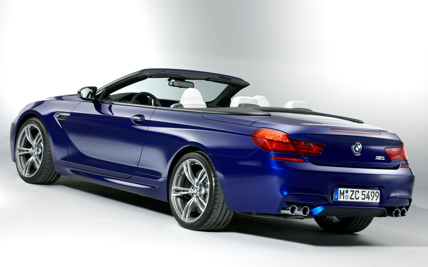 Feature Flick Test Driving The BMW M6 Convertible And Audi A3