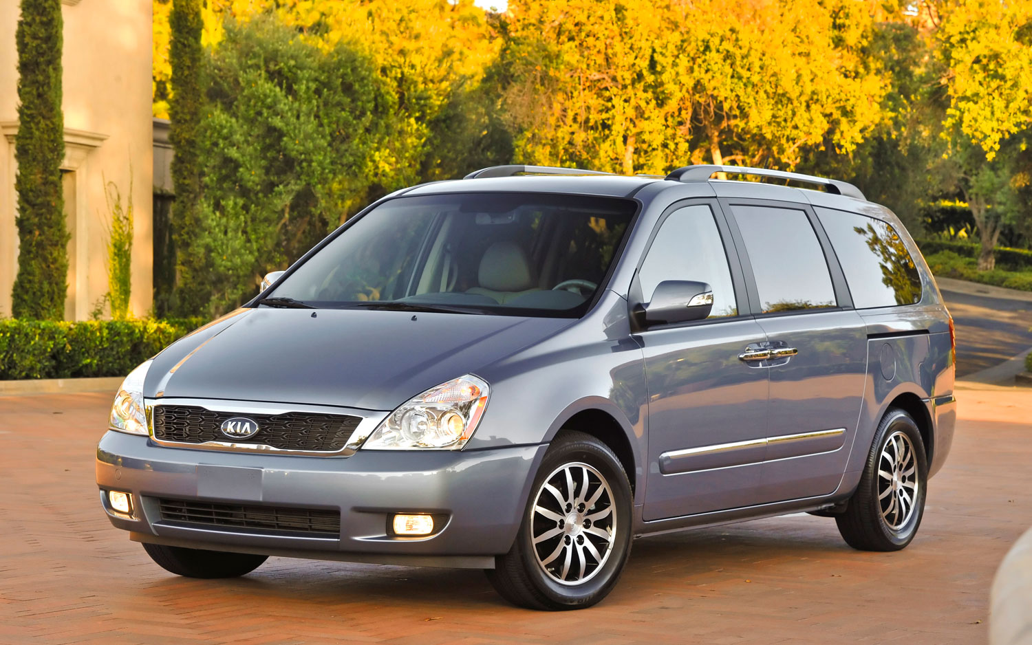 Kia Sedona Axed For 2013 Possible Replacement In 2014
