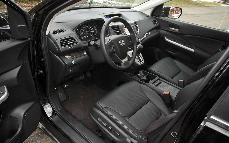 The New Honda CR V ...