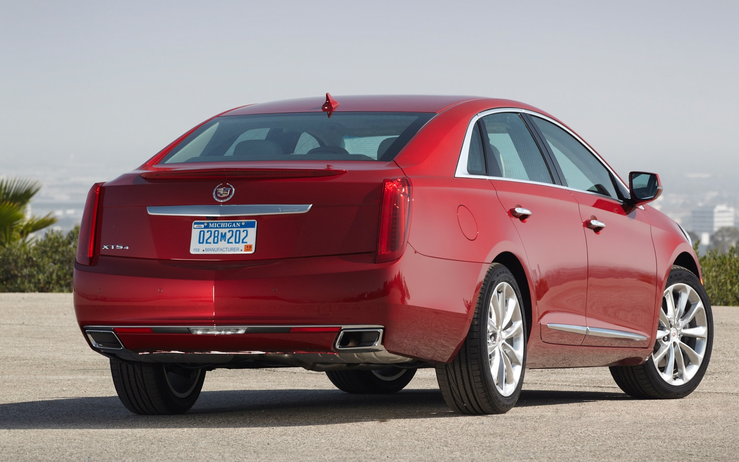 First Drive: 2013 Cadillac XTS - Automobile Magazine