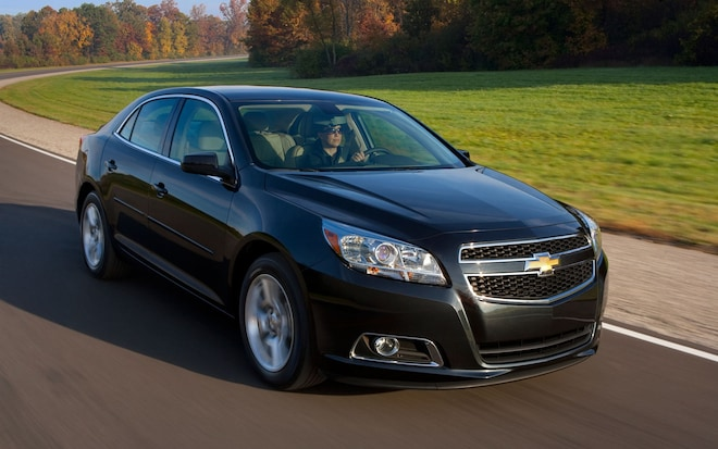 Recall Central: 2013 Chevy Malibu Software, NHTSA Probe Expands to