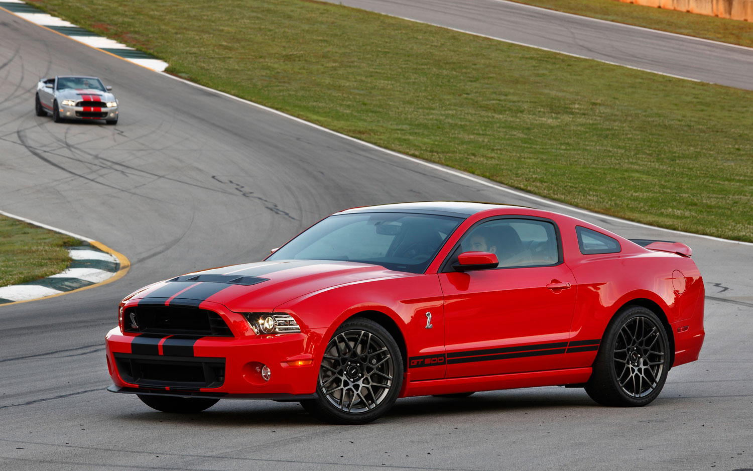 2013 Ford Shelby GT500 First Drive - Automobile Magazine
