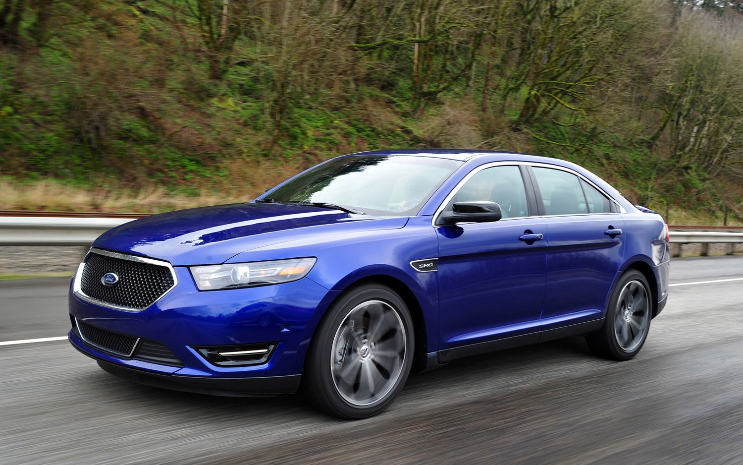 first drive: 2013 ford taurus sho performance package - automobile