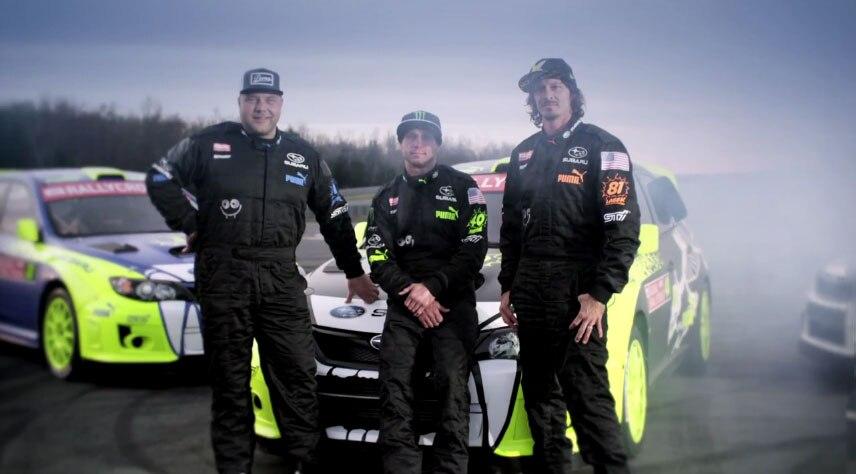 Puma Subaru Rallycross 31