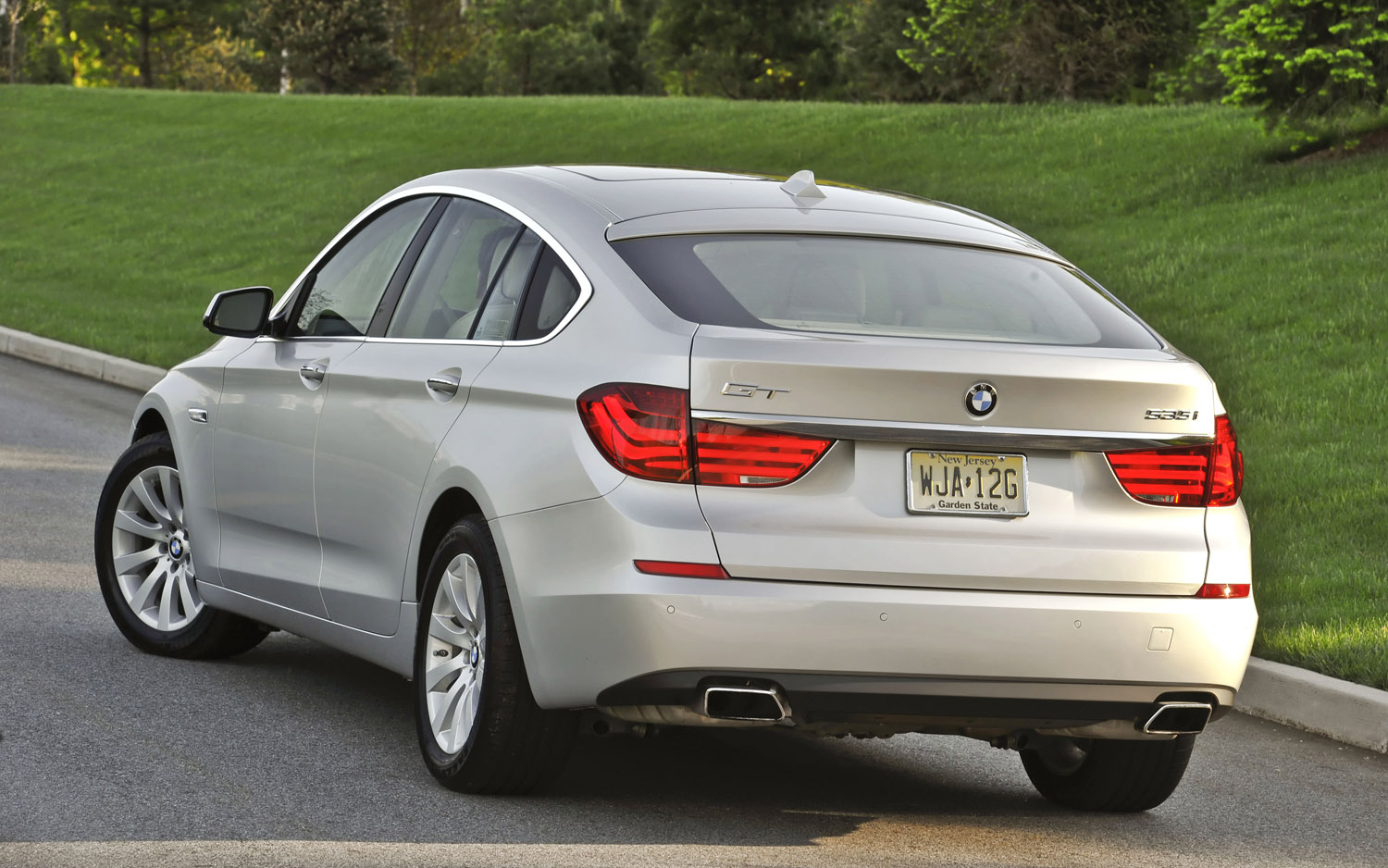 2013 Bmw 5 Series Gt Gains Stop Start More Power Photo Gallery