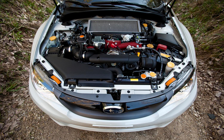 2012 wrx engine
