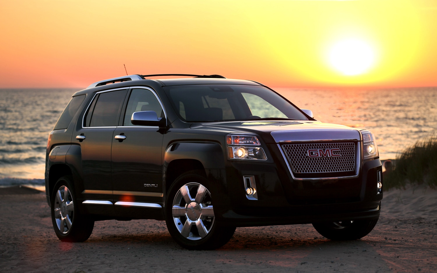 gmc terrain denali cars cargurus drive suv front side terrian research automobile site exterior interior