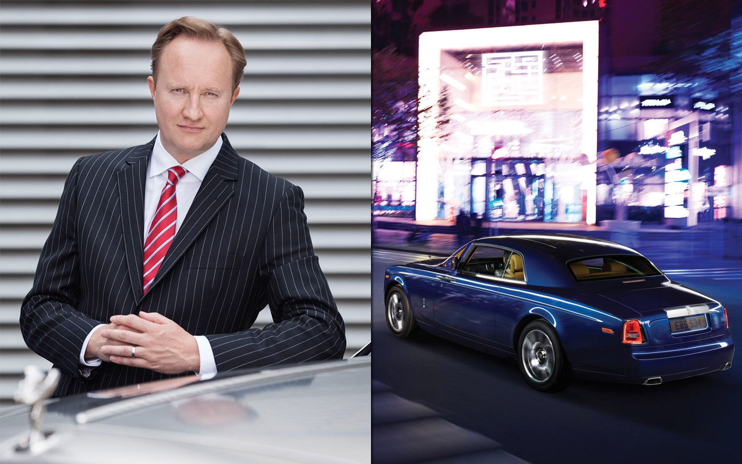 Giles Taylor Designer Of Jaguar Xj And Xk Promoted To
