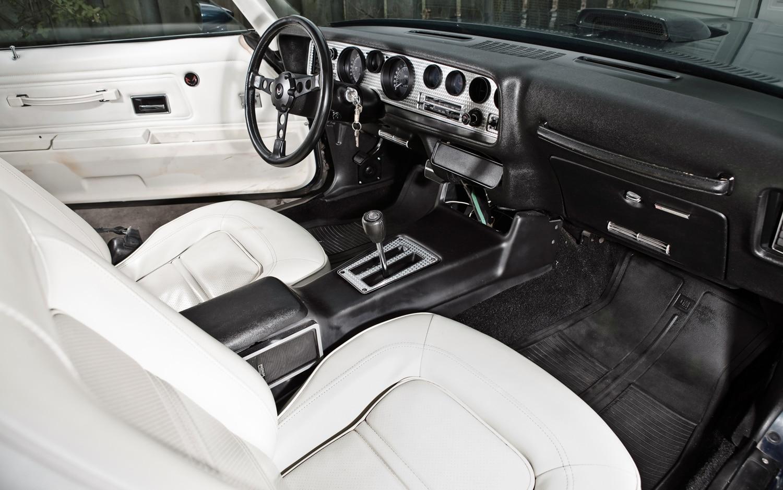 Pontiac Firebird Trans Am Sd Interior