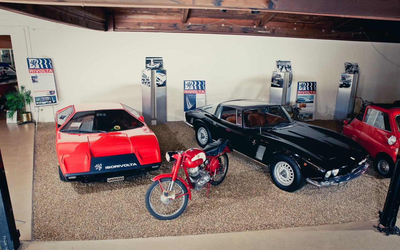 Sarasota Classic Car Museum: Rivolta: The Best Failed Automotive Project Ever