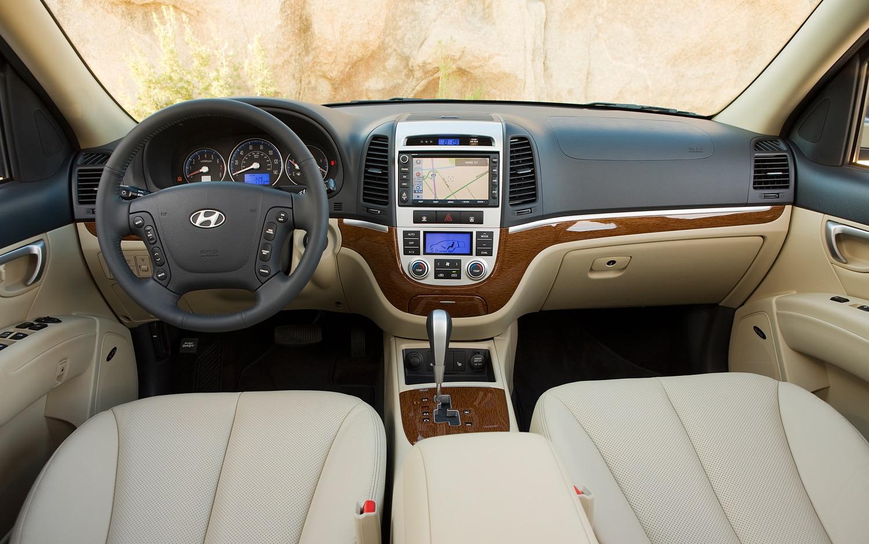 2010 Hyundai Santa Fe Interior Photos Brokeasshome Com