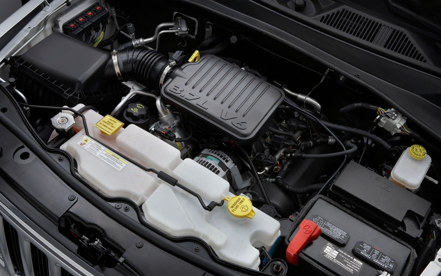 End of the Line: Chrysler's 3.7-Liter V-6 in Jeep Liberty ...