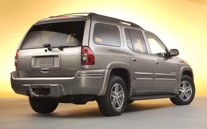 Recall Central: GM Recalls 250,000 Chevrolet Trailblazer, GMC Envoy, Buick Rainier, Isuzu ...