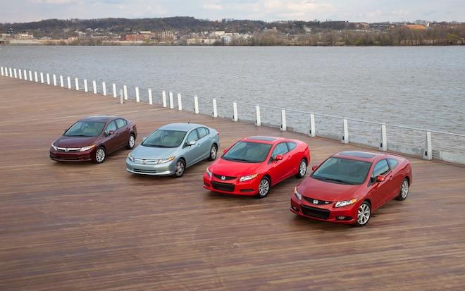 Honda North America To Lead Development Of Next Civic