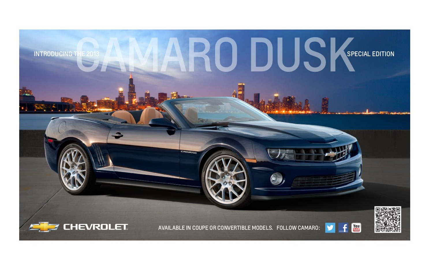 2013 Chevrolet Camaro SS Gets Electric Power Steering, Dual-Mode ...